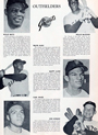 outfielders from 1962 Giants team