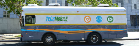 Picture of SFPL Techmobile