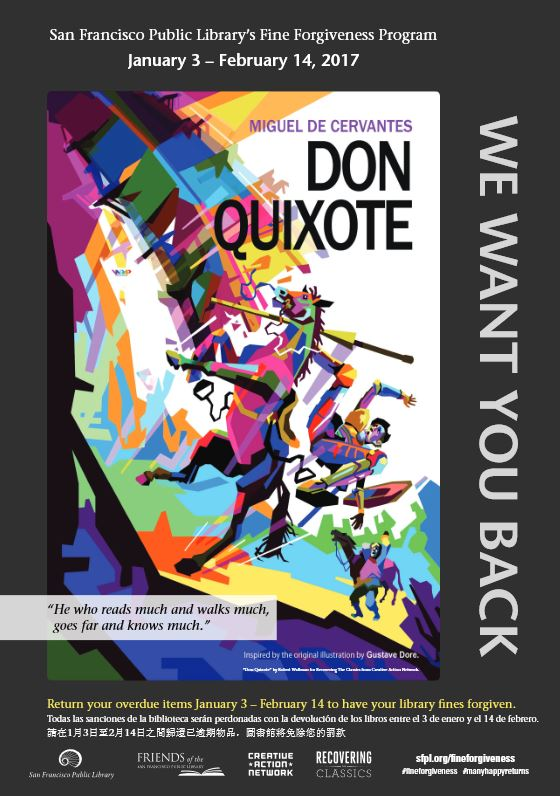 Don Quixote book cover