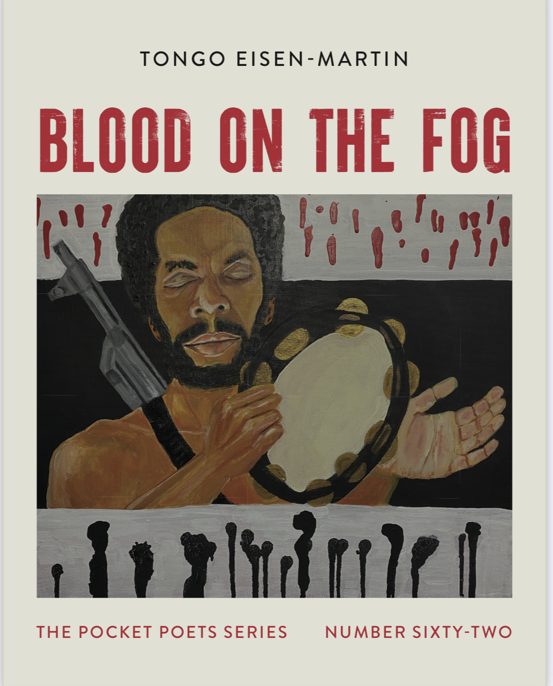 Blood on the Fog by Tongo Eisen-Martin book cover