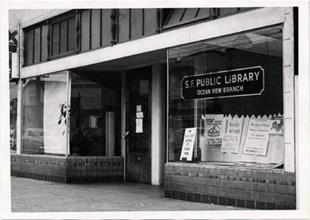 Historic Image of Ocean View Library