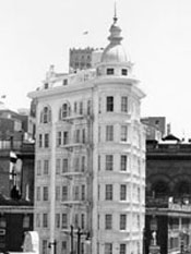 Photograph of Columbus Tower at 916 Kearney Street, 1964
