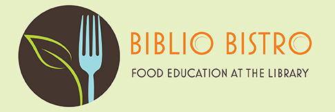 Biblio Bistro - Food education at the Library