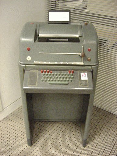 Teletypewriter