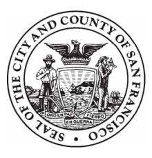 City and County of San Francisco seal