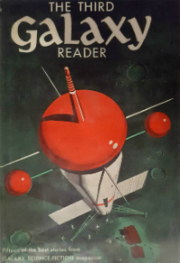 Cover of The Third Galaxy Reader anthology