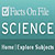 ScienceFacts logo