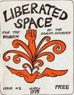 Cover of Liberated Space