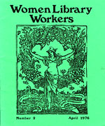 Cover of Women Library Workers