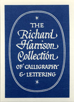 Harrison Collection Book Plate