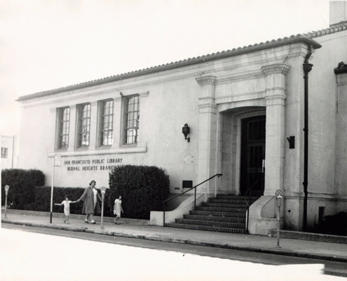 Bernal Branch: San Francisco Historical Photograph Collection