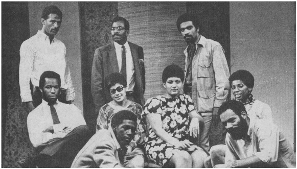 Say Brother cast 1968
