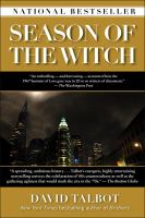 Cover image of Season of the Witch