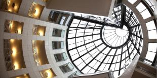 main library skylight