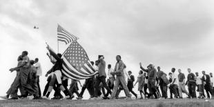 Matt Herron Selma march photo