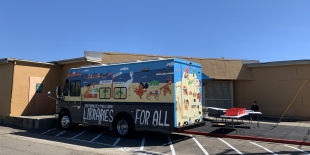 Treasure Island Bookmobile