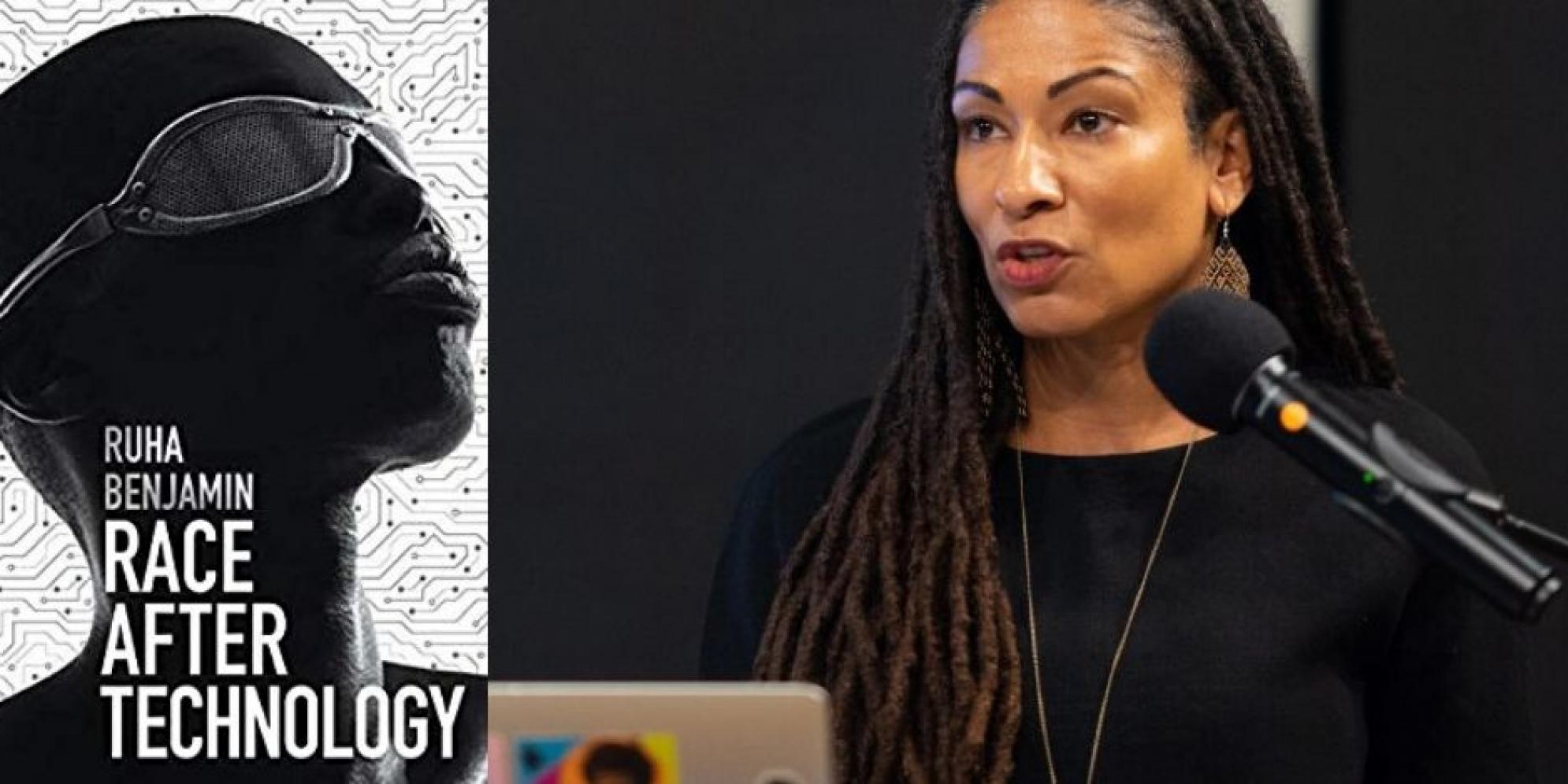 Author Talk: Ruha Benjamin