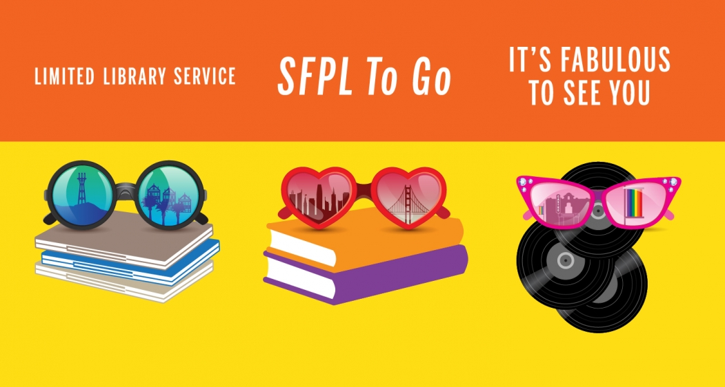 SFPL To Go - Limited Library Services