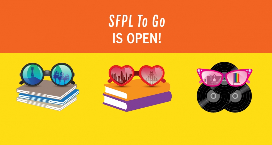 SFPL To Go Is Open!