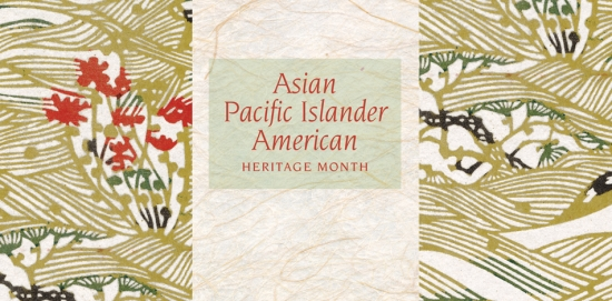 Asian pacific islander american heritage month 2020