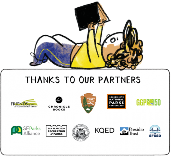 Thanks to our Summer Stride 2020 partners