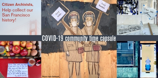 Covid19 Community Time Capsule
