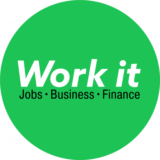 Work it: jobs, business, finance