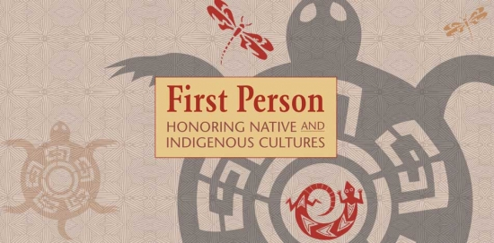 Native American Heritage Month: first person