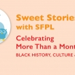 Storytime: Sweet Stories for Families Bilingual español/English