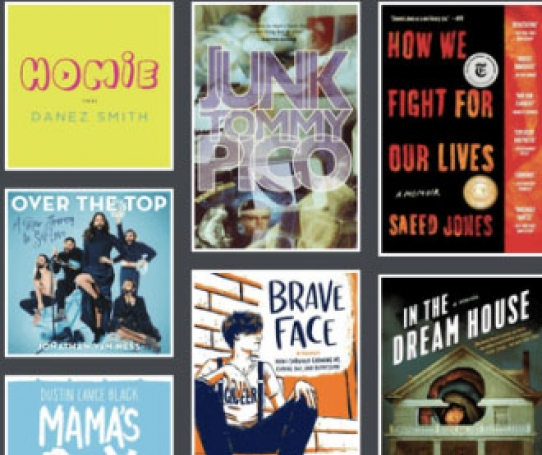 Pride 2020: Non Fiction LGBTQ+ Picks