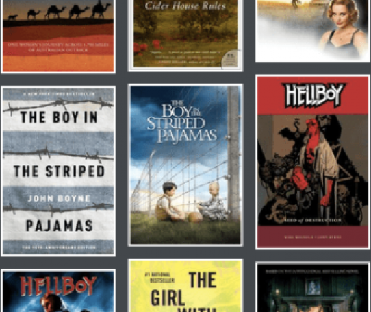 Books to Film for Teens