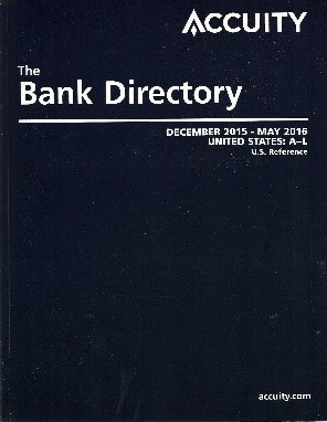 The Bank Directory