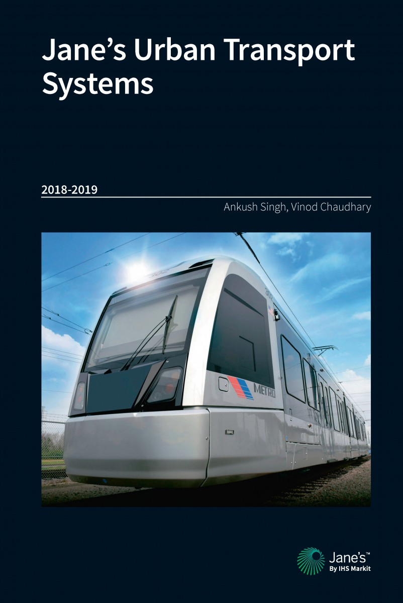 IHS Jane's Urban Transport Systems