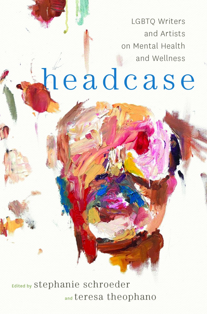 Cover image for the book Headcase
