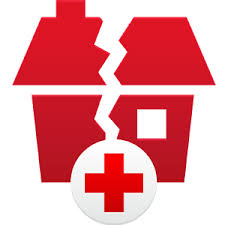 Red Cross Earthquake App logo