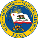 California Governor's Seal