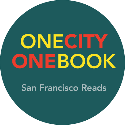 One City One Book logo