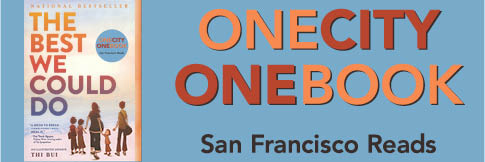 One City One Book 2018 banner