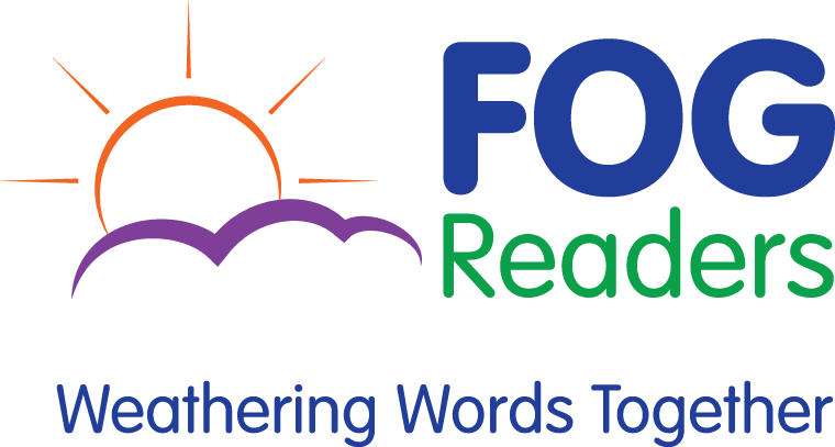 FOG Readers, weathering words together