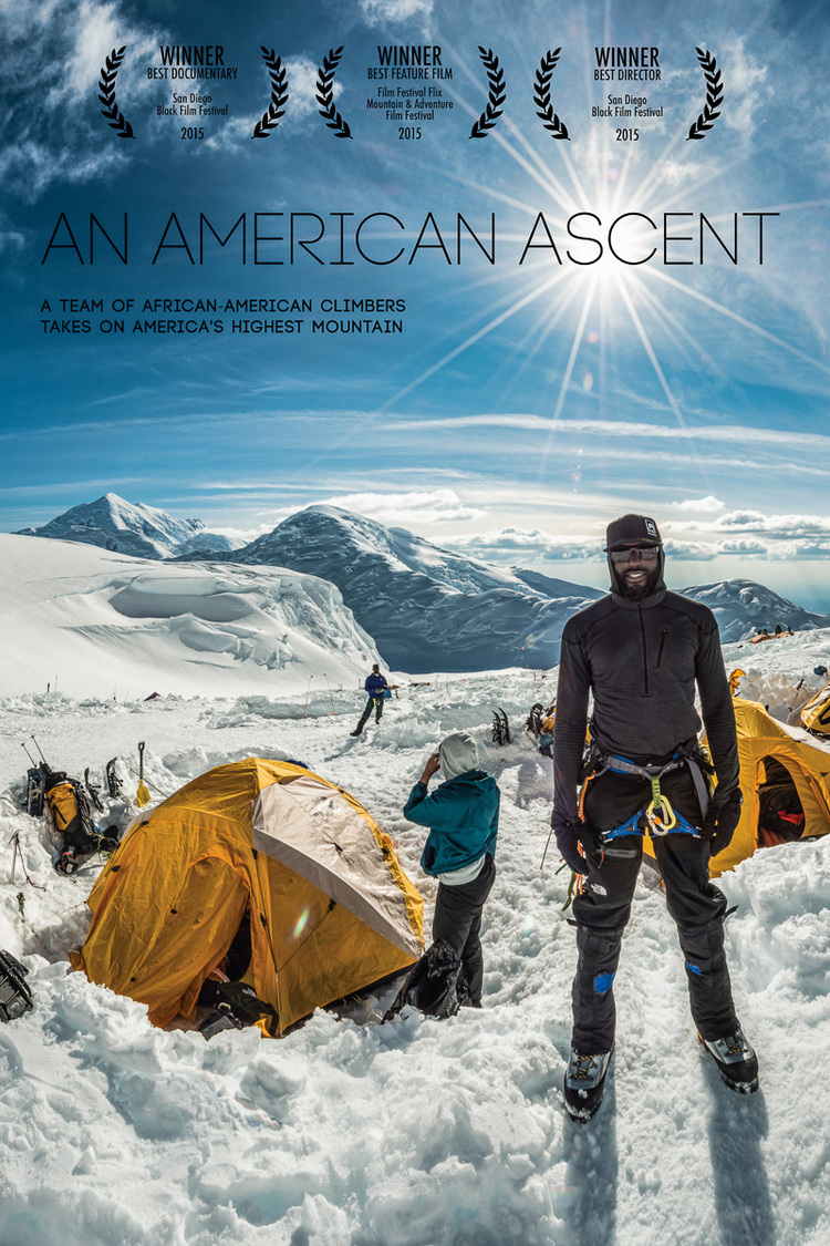 AN AMERICAN ASCENT cover