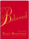 Cover of Toni Morrison's book Beloved