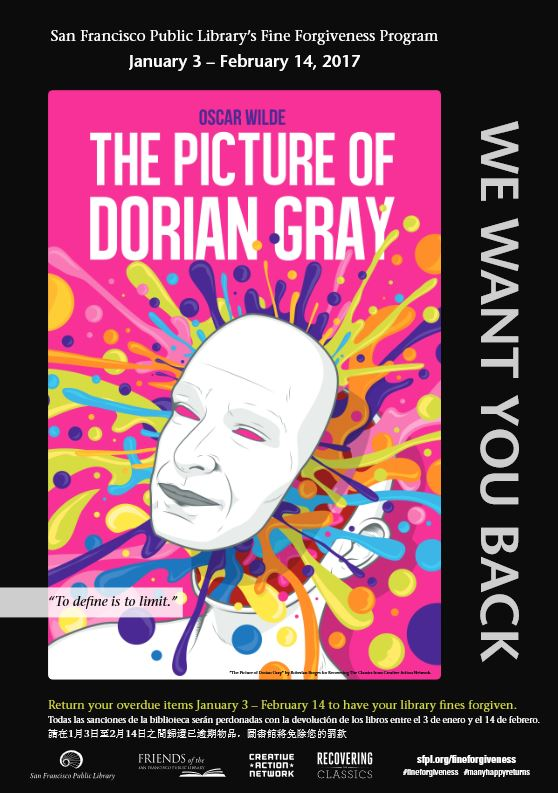 Dorian Gray book cover
